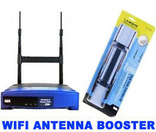 Linksys Wireless Router Antenna Booster Kit - Cisco Linksys WiFi Signal Booster