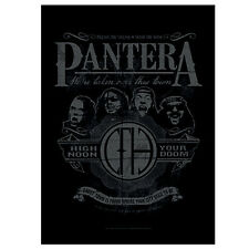 """PANTERA High Noon Your Doom CFH Tapestry Cloth Poster Flag Wall Banner 30"""" x 40"""""""