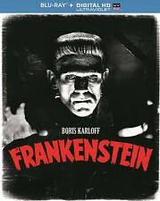 Frankenstein   *Like New* w/Slip Cover (Blu-ray Disc, 2014, ) Boris Karloff