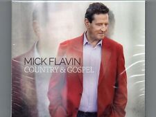 MICK FLAVIN - COUNTRY AND GOSPEL - CD - In Stock Now - Free 1st Class Post UK
