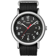 Brand New TIMEX Originals Men's Indiglo Weekender Watch T2N647