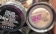 MAYBELLINE Color Tattoo 24HR Eyeshadow by EyeStudio Pure Nude 80 NEW