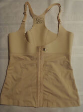 OverBra  By Biflex M 34 Nude Back Support Cleavage Enhancer Shaper NWOT 4602