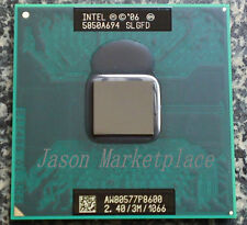 Intel Core 2 P8600 (SLGFD) 2.4GHz / 1066MHz / 3MB notebook processors