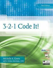3-2-1 Code It! by Michelle A Green