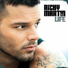 Ricky Martin - Life (CD, Columbia) Fat Joe, Voltio, Daddy Yankee - BN Sealed