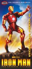 Moebius 1.8 scale iron man mark 111 les blindés avenger plastique kit de montage.