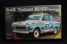 XQ054 REVELL 1/24 maquette voiture 07305 Trabant RS 600 Rennpappe année 1995