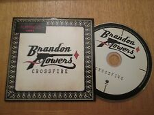Brandon Flowers ‎– Crossfire - UK 1 Track CD Promo 2010