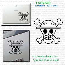 luffy one piece pegatina sticker Aufkleber