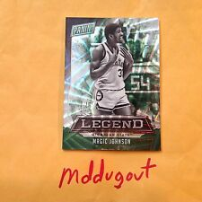 MAGIC JOHNSON #C5 Lakers legend Thick Hyper foil 22/99 Made 2016 Panini National