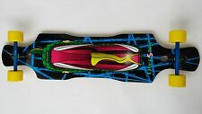 LONGBOARD COBRA Board Rodamientos ABEC 11 Drop-through Regalo de navidad