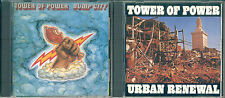 CD - Tower Of Power - Bump City & Urban Renewal - Japanese Issue