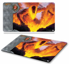 Red Mana Inferno Titan MTG Magic Playmat Arena Foldable Fabric Ultra Pro #82873