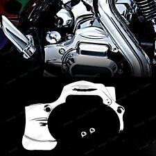 Chrome Transmission Shroud Cover For Harley Street Glide FLHX FLHXS CVO 09-16