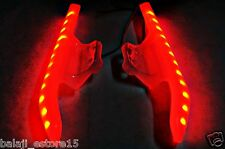 LED Grab Rail Rear Handle for All Pulsar Bikes 24 SMD LED - Foggy RED ###