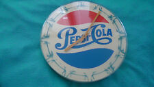 Werbeuhr Werkstattuhr Pepsi Cola