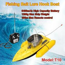 T10 Telecomando Wireless Ecoscandaglio Boat Fish Finder Esche Artificiali Gancio