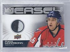 10-11 2010-11 UPPER DECK SERIES ONE SHAONE MORRISON 2 COLOR UD GAME JERSEY GJ-SH