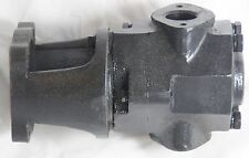 8 GPM Vegetable/Waste Motor Oil Cast Iron Transfer Pump Head Steel Gears WVO