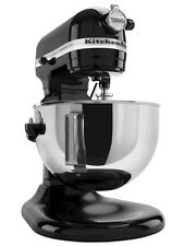 KitchenAid KG25HOXOB Pro HD 475-Watts All Metal 5-Quart Stand Mixer onyx Black