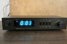 Technics National Panasonic TE 97 Audio Timer Tested Working Mint Japan Rare