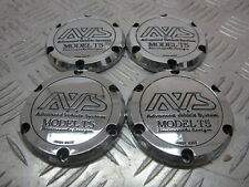 JDM Genuine Advan AVS Advanced Vehicle System Model T5 Wheels Rims Center Cap