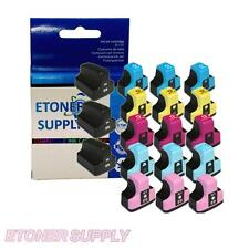 18 PK INK FOR HP 02 PHOTOSMART C6180 C6280 C7180 C7250 C7280 C8180 D7100 D7160