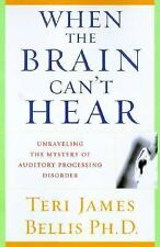 When the Brain Can't Hear: Unraveling the Mystery of Auditory Processing Disord