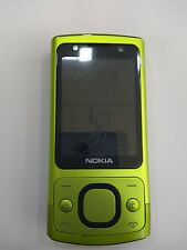 Nokia 6700 Slide - Lime - slider green phone