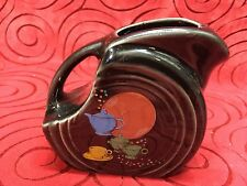 HLC Fiestaware HTF FIESTA MINI DISK PITCHER CIRCA 36 FCQ MEMBER EXCL LIMITED 500