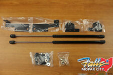 2009-2016 Jeep Wrangler Gas Hood Prop Shock Support Kit Mopar OEM