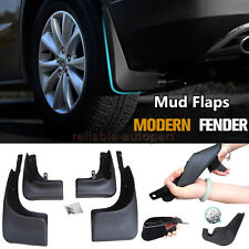 Front & Rear Molded Splash Guards Mud Flaps for BUICK ENCORE OPEL MOKKA 2013-14