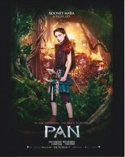 ROONEY MARA signed autographed PAN TIGER LILY photo