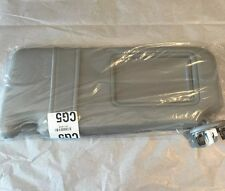 Drivers Side Sun Visor Gray Without Vanity Light Genuine Toyota Camry OEM New!