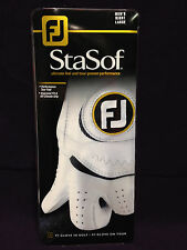 New! 1 Foot Joy STASOF Cadet Right Hand Golf Glove
