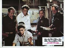 BURT LANCASTER VICTORY AT ENTEBBE 1976 VINTAGE LOBBY CARD #8