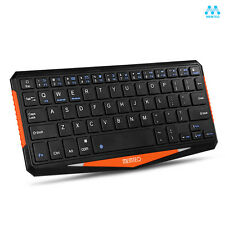 Bluetooth 3.0 Wireless Keyboard QWERTY Mini Stand for Android Windows iOS