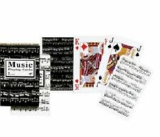 Music single deck By Piatnik Playing Cards