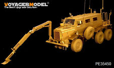 Voyager PE35450 1/35 US Buffalo 6X6 MPCV 2004-2006 Production (For Bronco