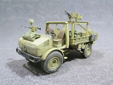 MI1013 - 1/35 PRO BUILT - Resin A.E.F. Designs IDF Unimog Special Forces
