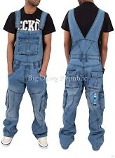 Peviani Mens Women Cargo Combat Harbour Dungarees Onesie Time Is Jumpsuit Money