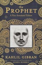 The Prophet by Kahlil Gibran (2013, Paperback, Annotated)