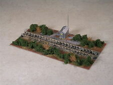 N Scale MofW Dragging Equipment Detector Diorama