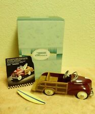 HALLMARK KIDDIE CAR CLASSICS 1939 GARTON FORD STATION WAGON DIECAST MODEL SH1C