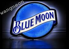 Brand New Blue Moon LED Beer Bar Light Sign Store Advertising Display FAST SHIP