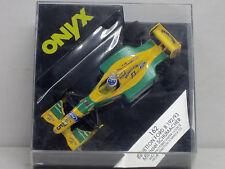 Benetton ford b 192/93 start-nº 5, m. schumacher, o. OVP, Onyx, 1:43