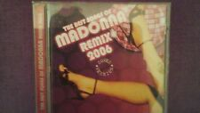 COMPILATION - THE BEST SONGS OF MADONNA REMIX 2006 COVER VERSION. CD