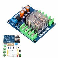 AC 12-24V Dual OMRON Relay 7812+UPC1237 Speaker Protection Board Module for HIFI