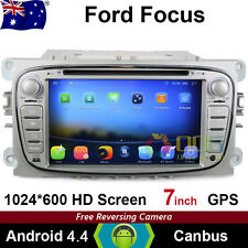 7inch Android Car DVD PLAYER GPS STEREO RAIDO For Ford Focus Mondeo S-Max GALAXY